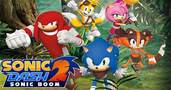 Sonic Dash 2