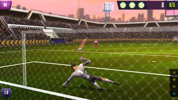 Football Warriors-Soccer для Android