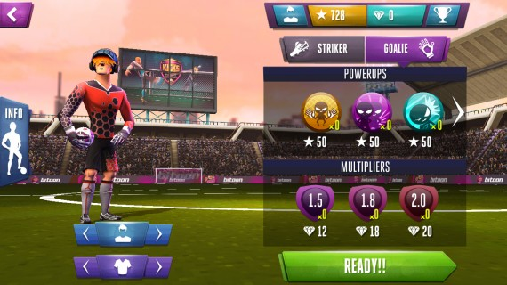 Симулятор Football Warriors-Soccer