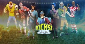 Football Warriors-Soccer