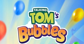 Talking Toms Bubbles