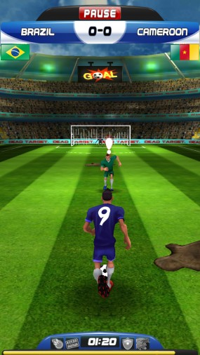 World Cup Run для Android