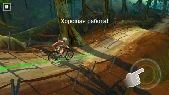 Игра Bike Unchained