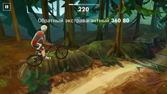 Экстремальные гонки Bike Unchained