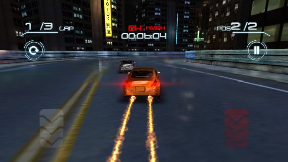 Гонки Furious 7 Racing