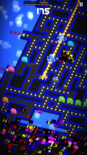 PAC-MAN 256 для Android