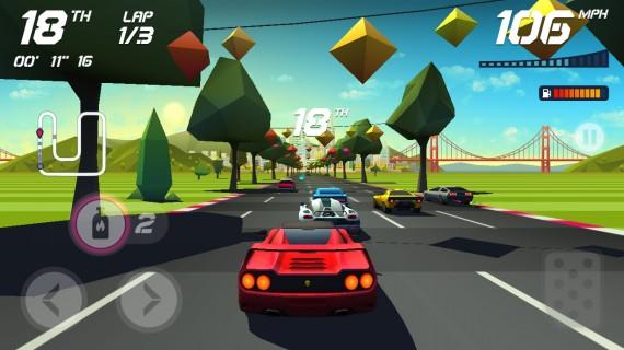 Horizon Chase для Android