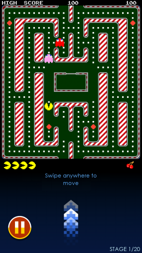 PAC-MAN для Android