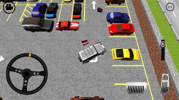 Parking Madness для Android