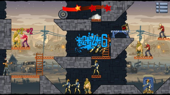 Stupid Zombies 3 для Android
