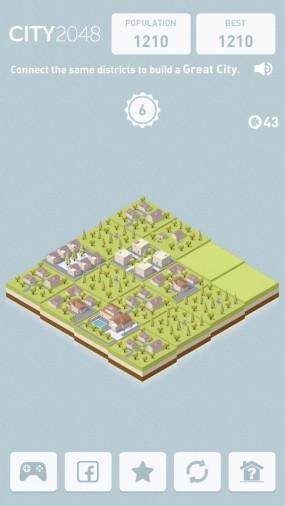 City 2048 для Android