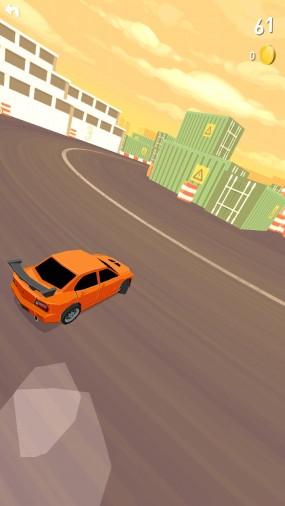Гонки Thumb Drift Furious Racing