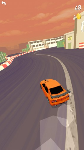 Игра Thumb Drift Furious Racing