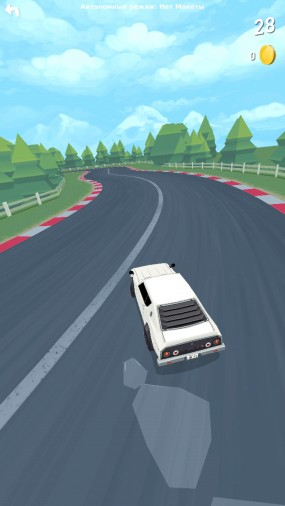 Thumb Drift Furious Racing для Android