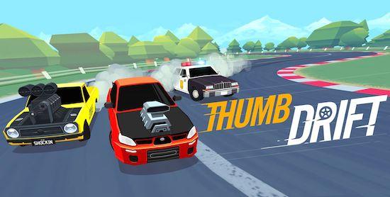 Thumb Drift Furious Racing