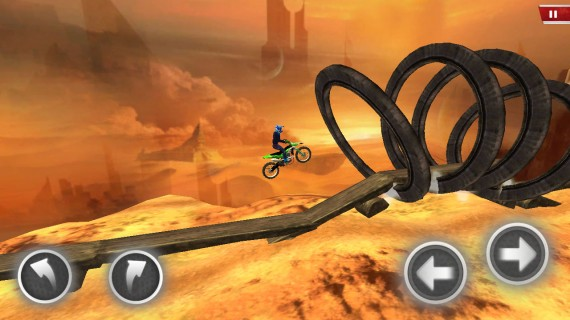 Гонки Bike Racing Mania