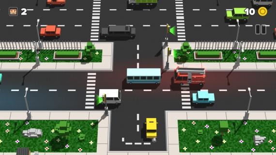 Гонки Loop Taxi