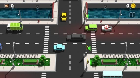 Перевозите пассажиров в Loop Taxi