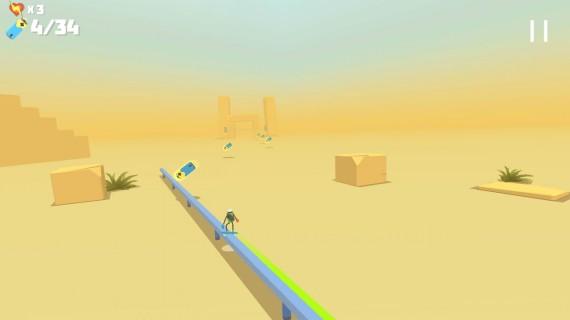 Power Hover игра в футуристическом мире