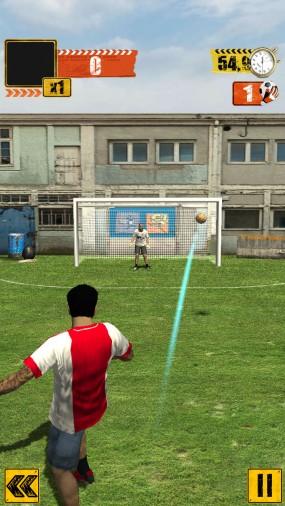 Симулятор Street Soccer Flick