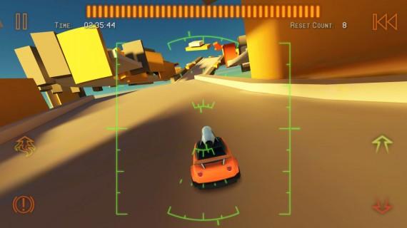 Гонки Jet Car Stunts 2