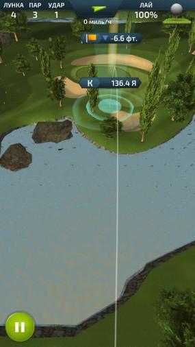 Игра Pro Feel Golf