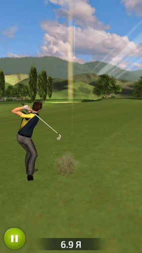 Pro Feel Golf для Android