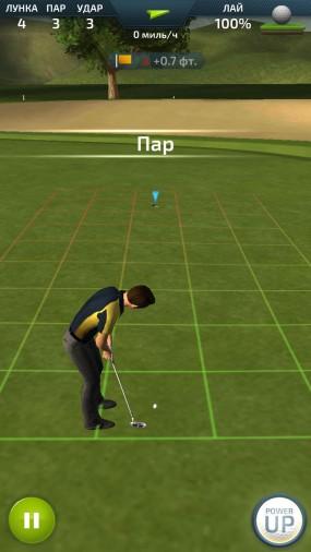 Pro Feel Golf станьте легендой гольфа