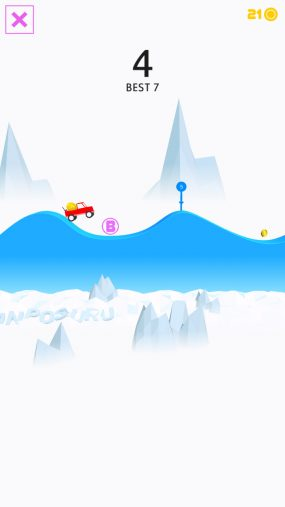 Risky Road для Android