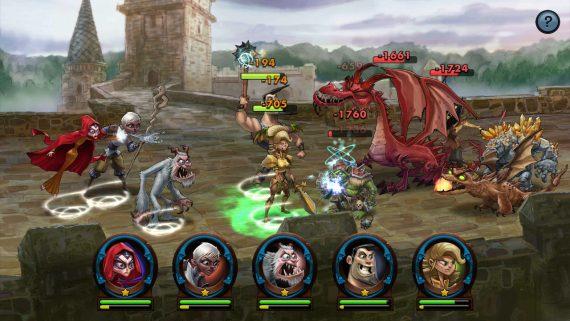 Ролевая игра DragonSoul