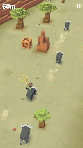 Аркада Rodeo Stampede