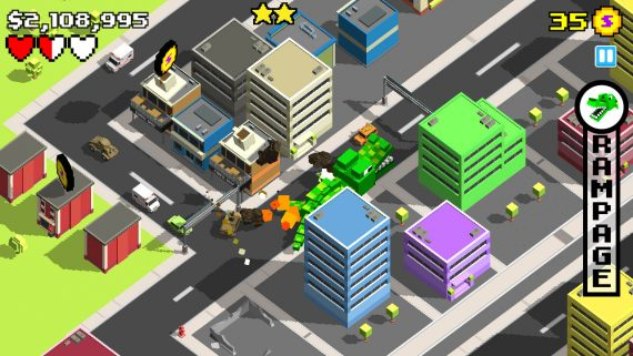 Smashy City для Android