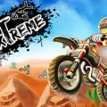 Stunt Extreme BMX boy