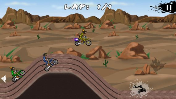 Stunt Extreme BMX boy для Android