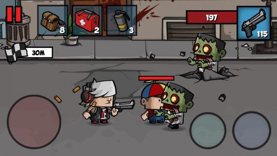 Аркада Zombie Age 3