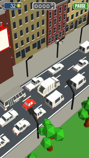 Игра Commute Heavy Traffic