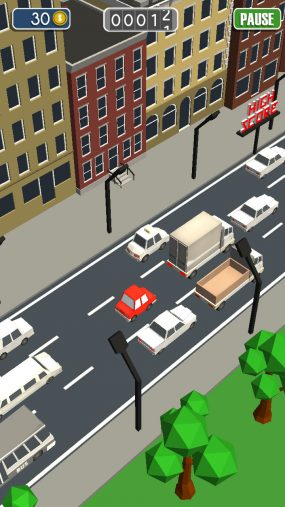Commute Heavy Traffic для Android