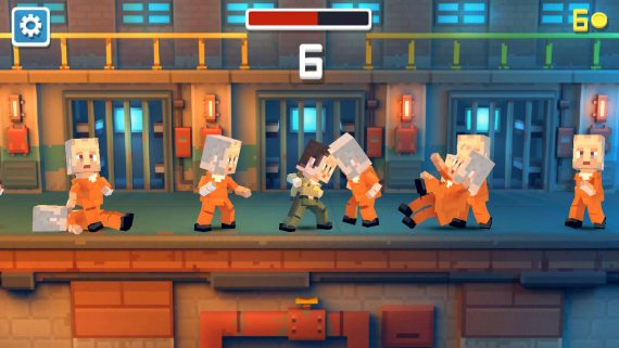 Rush Fight для Android