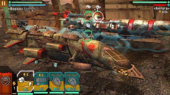 Жестокие битвы на кораблях в Sandstorm Pirate Wars