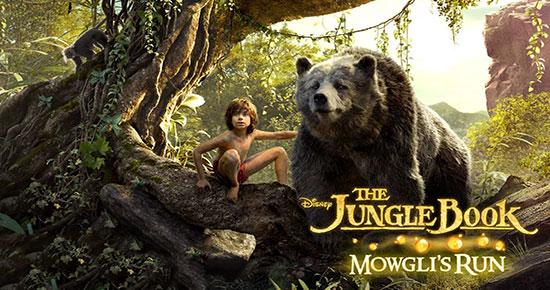 The Jungle Book Mowglis Run