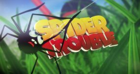 spider trouble