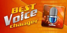 лучшие изменители голоса