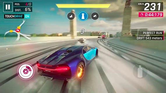 Asphalt 9 - лучшая гонка на Андроид
