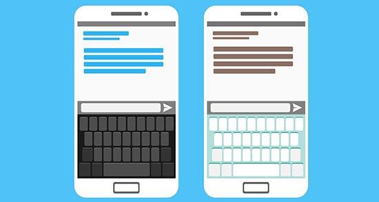 Лучшие клавиатуры для Андроид